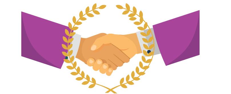 Contrat de Partenariat avec Lae Digital.