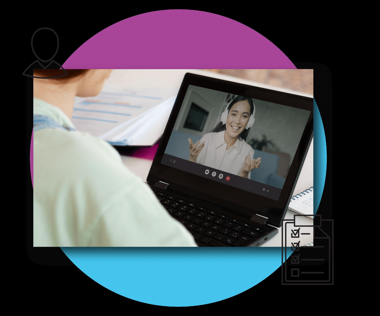 """La formation dispensée par l'agence web 91 Essonne Lae Digital est """"Travail Collaboratif"""" formation certifiante"""